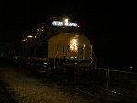 CSX 9969 on W003 geomotry train